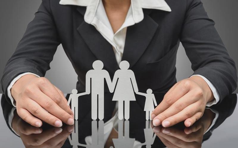Διαζύγιο, Διατροφές, Επικοινωνία
